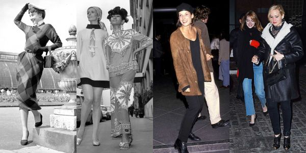 Here's what fall fashion looked like the year you were born