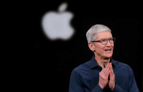 Apple CEO Tim Cook says Parler could return to the App Store 'if they get their moderation together'