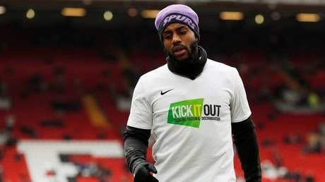 Enough: Football stars announce 24-hour social media boycott in protest at online racial abuse