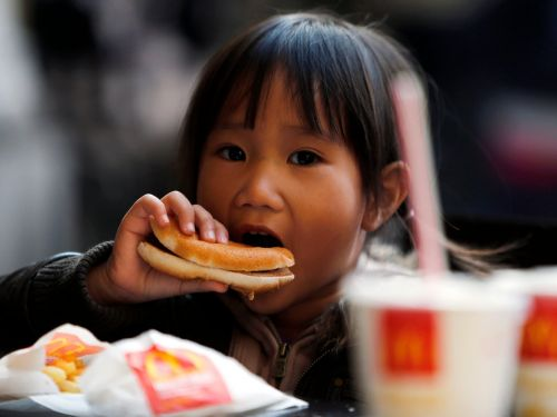 A Canadian father who says he's spent 'hundreds of dollars' on Happy Meals is suing McDonald's for advertising them to children