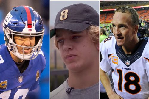 Arch Manning already sounds like uncles Peyton and Eli