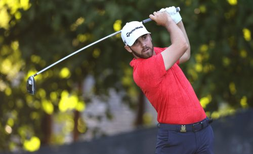 Matthew Wolf grabs two shot lead heading into final round of US Open