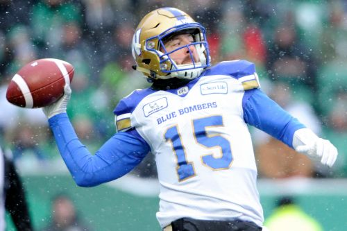 Blue Bombers vs. BC Lions: Take Winnipeg and Over in CFL battle