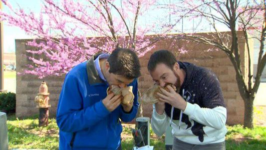 Secret fast-food menu items revealed: Lowell and Justin try it out