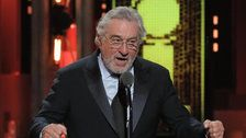 Robert De Niro Dumps On Trump Again, Compares His Presidency To A 'Nightmare'