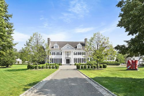 Tommy Mottola and Thalía selling 14th lavish home