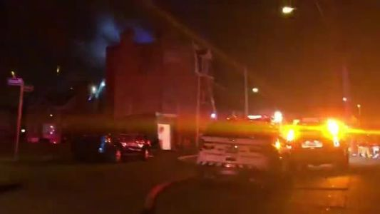 Home in Hill District declared uninhabitable after fire