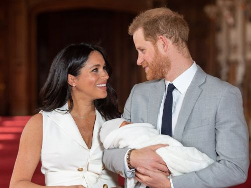 Here's the full schedule for Meghan Markle and Prince Harry's first royal tour with baby Archie