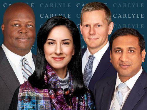 Meet the 14 people leading The Carlyle Group's $53 billion lending division that's been on a tear recently