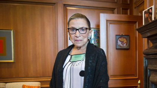 Kansas, Missouri lawmakers react to death of Supreme Court Justice Ruth Bader Ginsburg