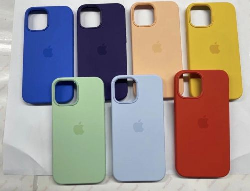 More leaked images appear to show new iPhone 12 cases