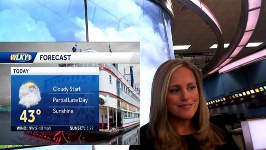 Chilly Tuesday Forecast