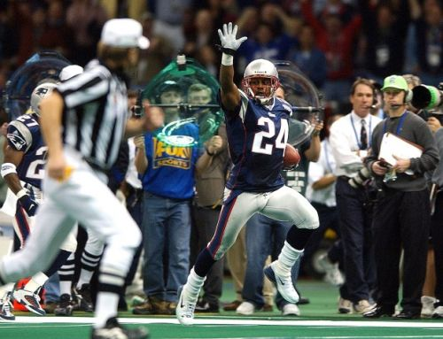 Hall inductee Ty Law says Stephon Gilmore is the 'best cornerback in football'