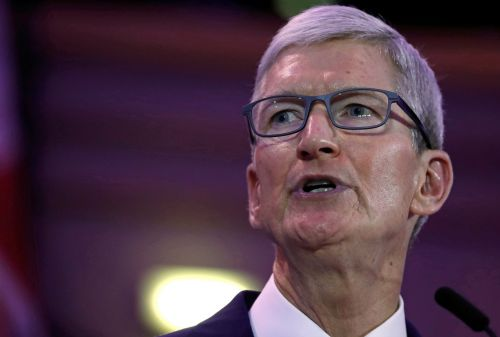 Apple CEO Tim Cook says he will 'never stop being grateful' for what the Stonewall Inn protesters 'had the courage to build'