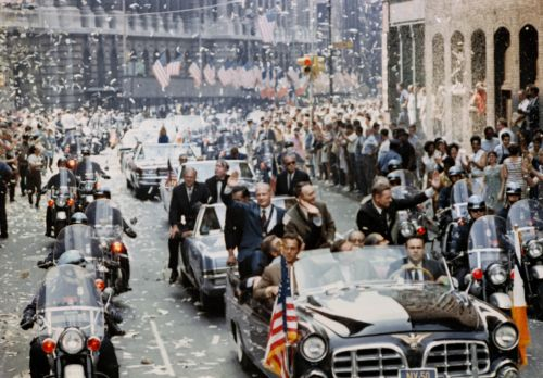The Eagle Has Landed in NYC: A New Yorker's Guide to Apollo 11