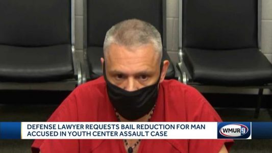 Defense requests bail reduction for man accused in youth center assault case