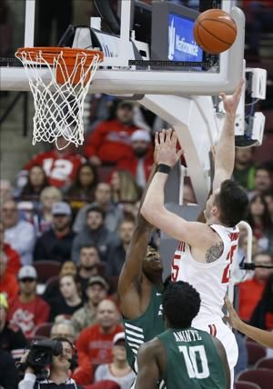 Surging No. 10 Ohio State routs Stetson 86-51