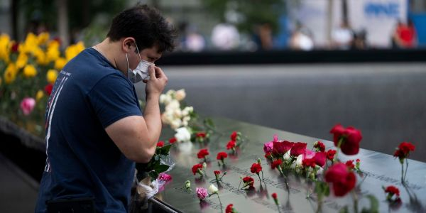 More Americans died from COVID-19 yesterday than the number of people killed on 9/11