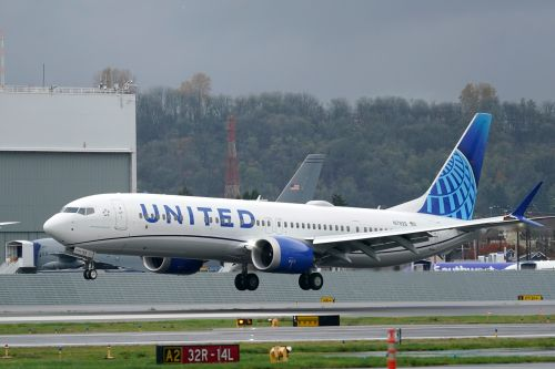 Pfizer's vaccine being flown on dry-ice packed United Airlines charter planes