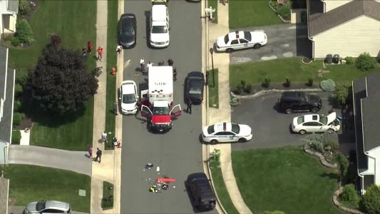 Police make arrest in death of Baltimore County police officer