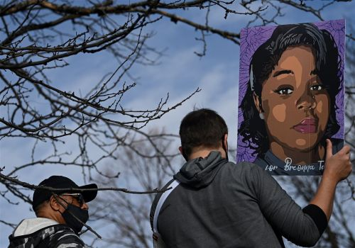 Facing backlash, Simon & Schuster won't distribute book by officer involved in Breonna Taylor's death