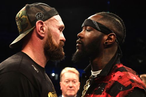 Tyson Fury sets up Wilder fight after win in 2nd comeback bout