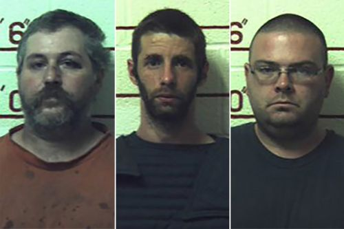 Men allegedly had sex with farm animals, made home videos