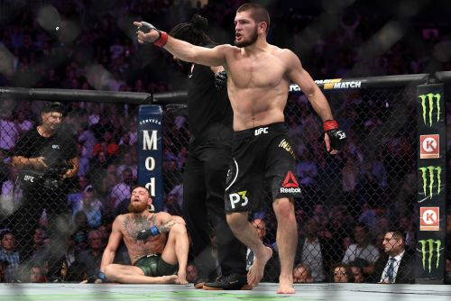 Conor McGregor apparently desperate for the Khabib Nurmagomedov rematch but 'isn't the man anymore,' the UFC president Dana White says