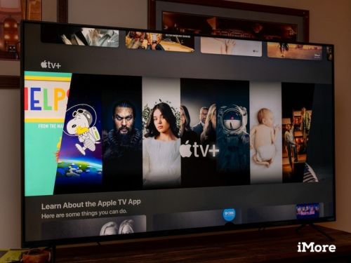 The Apple TV app is rolling out to some Sony TVs from 2018, 2019, and 2020