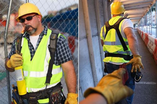 Instagram's wholesome 'Construction Guy' is a viral stunt