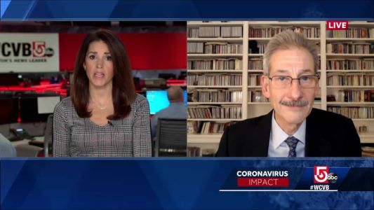 Mass. doctor on CDC changes to COVID-19 quarantine recommendations