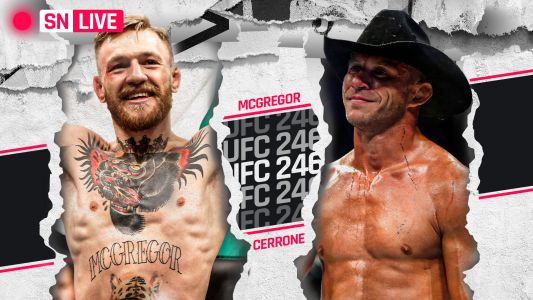 Conor McGregor vs. 'Cowboy' Cerrone: Live updates, highlights of UFC 246