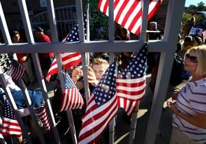 Photos: Patriot Day at Coyote Trail Elementary