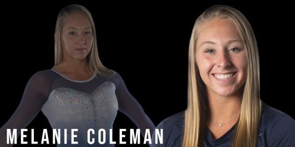 A college gymnast died after slipping off the uneven bars during practice
