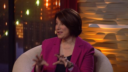 Klobuchar: 'We Need To Increase The Minimum Wage'
