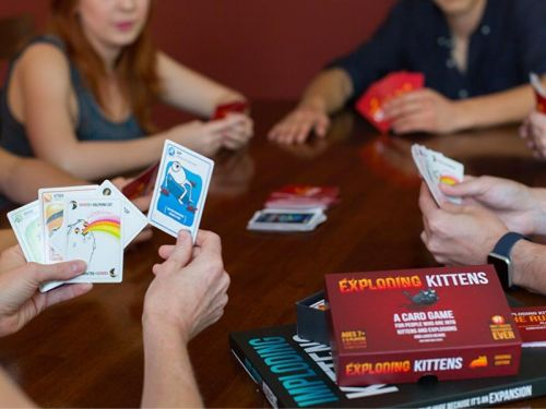 Exploding Kittens is the most-backed project on Kickstarter to date - here's how a $20 card game became an internet phenomenon