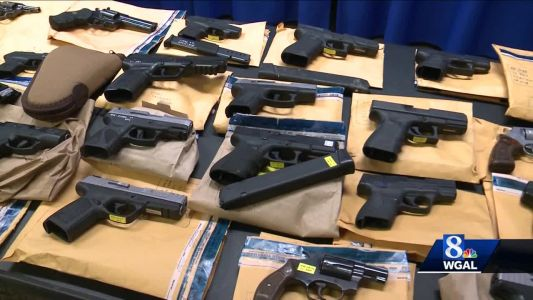 Police initiative in Harrisburg focuses on taking illegal guns off the street