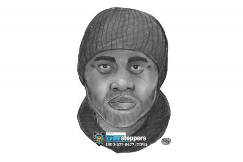 Police release sketch of man accused of groping woman on subway