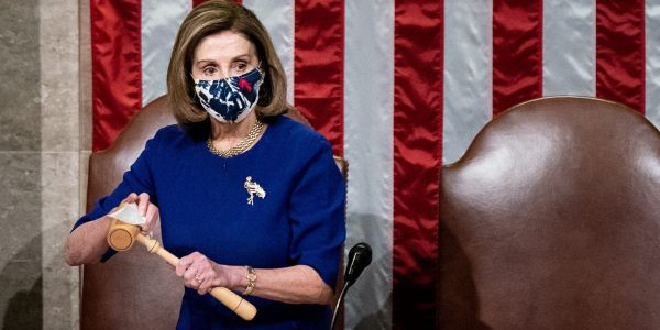 House Democrats voted to circumvent Republicans and pass Biden's $1.9 trillion stimulus package on their own