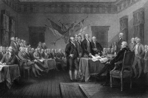 How the meaning of the Declaration of Independence changed over time