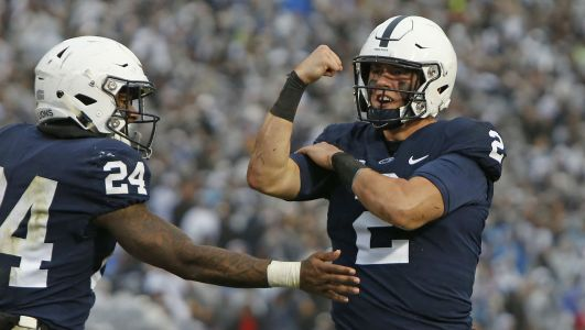 Penn State transfer Tommy Stevens named Mississippi State starting quarterback