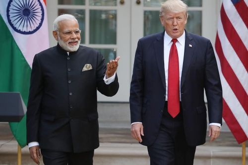 Trump's 'America First' quest meets its match in India