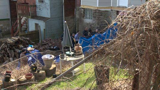 Skeletal remains found in Pittsburgh yard nearly year ago identified