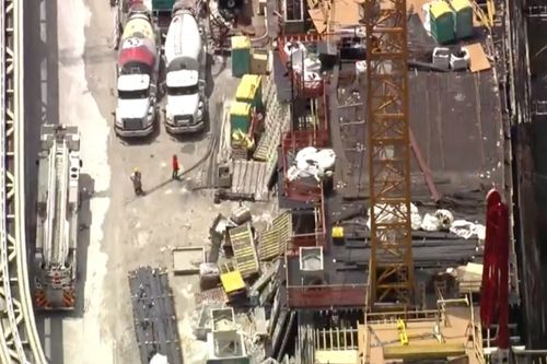 Two workers impaled in Florida construction accident