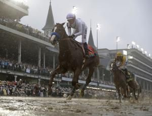 Preakness: Derby winner Justify draws post 7, is odds-on favorite