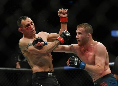 Quarantine classics: The 5 best UFC fights during the pandemic