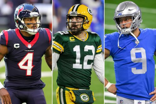 Aaron Rodgers' cryptic Packers comments add to offseason QB chaos