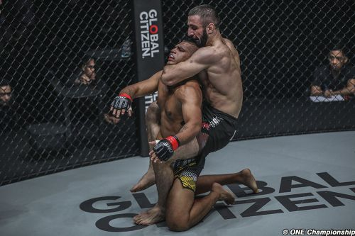 ONE Championship 86 results, video highlights: Kiamrian Abbasov dominates, taps out Agilan Thani