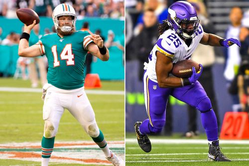 Week 14 fantasy football waiver wire: Ryan Fitzpatrick, Alexander Mattison