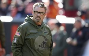 Browns interim coach Williams will get shot at full-time gig